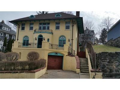 Waterbury Single Family Home For Sale: 34 Fiske Street
