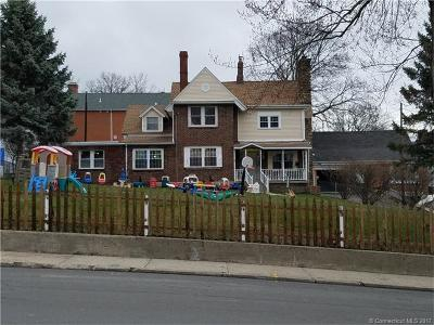 Waterbury Single Family Home For Sale: 124 Willow Street