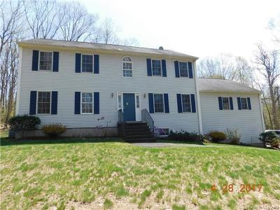Southbury Single Family Home For Sale: 866 Old Waterbury Road