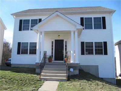 Waterbury Single Family Home For Sale: 40 Blueridge Drive Extension