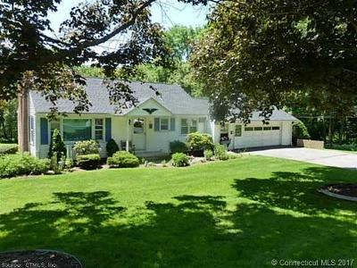 Watertown Single Family Home For Sale: 103 Hollow Road