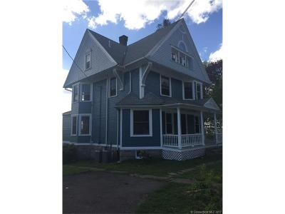 Waterbury Single Family Home For Sale: 479 Willow Street