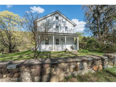 Southbury Single Family Home For Sale: 1255 Kettletown Road