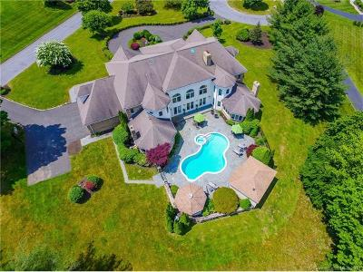 Middlebury Single Family Home For Sale: 72 East Farms Road