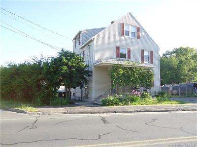 Watertown Multi Family Home For Sale: 383 Davis Street