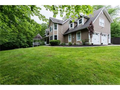 Watertown Single Family Home For Sale: 203 Smith Pond Road