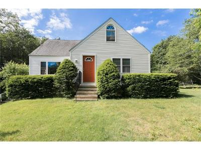 Prospect Single Family Home For Sale: 75 Salem Road