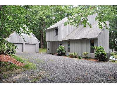 Woodbury Single Family Home For Sale: 26 Deerwood Lane