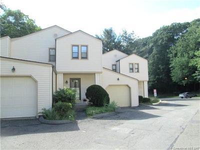 Wolcott Condo/Townhouse For Sale: 128 Lyman Road #27