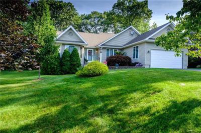 Naugatuck Single Family Home For Sale: 47 Jolie Road