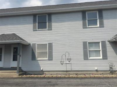 Plainfield Condo/Townhouse For Sale: 34 Aldrich Avenue #34