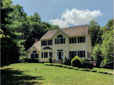 Woodbury Single Family Home For Sale: 80 Bear Run