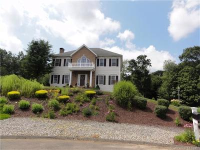 Wolcott CT Single Family Home For Sale: $415,000