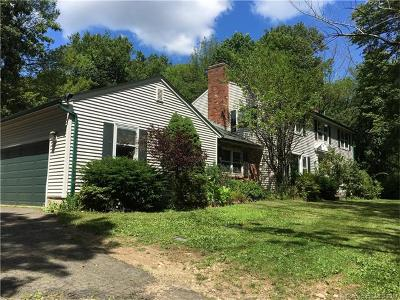 Wolcott Single Family Home For Sale: 8 Rogers Road
