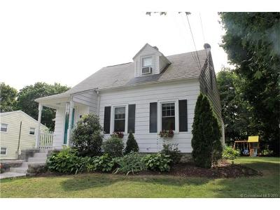 Watertown Single Family Home For Sale: 40 Atwood Street