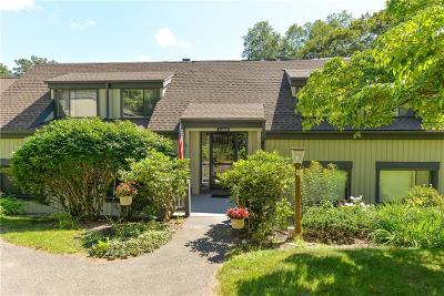 Southbury Condo/Townhouse For Sale: 316 Heritage Village #B