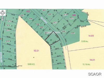 Residential Lots & Land For Sale: Lot 20 Chippiwa Drive