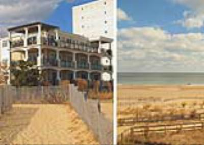 SOUTH REHOBOTH Condo/Townhouse For Sale: 319 South Boardwalk #2