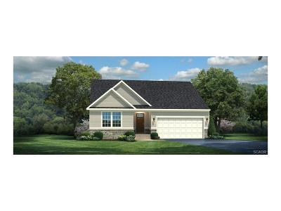 Bridgeville Single Family Home For Sale: 01 Whistling Duck