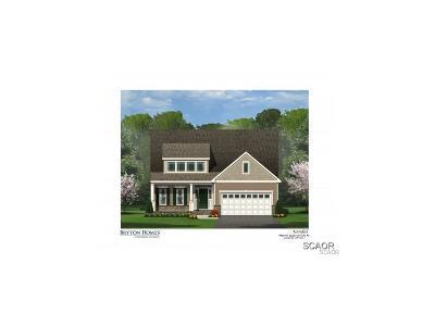 Single Family Home For Sale: 18804 Riverwalk Dr