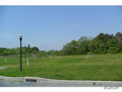 Worcester, WORCESTER COUNTY Residential Lots & Land For Sale: Butler's Village W/S Lynn Haven Drive