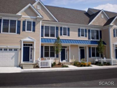 Lewes DE Condo/Townhouse For Sale: $292,900