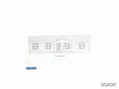 Bridgeville Single Family Home For Sale: X Whitney Swamp Rd
