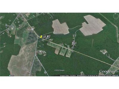 Residential Lots & Land For Sale: 20302 Harbeson Rd #2 on Rt5