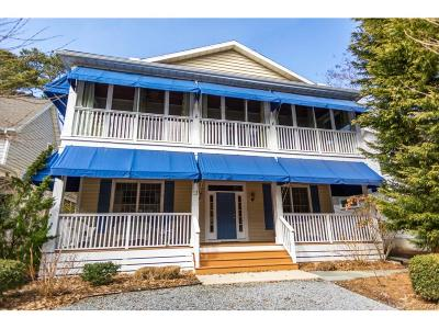 NORTH REHOBOTH Single Family Home For Sale: 23 Columbia Avenue