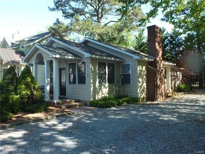 Bethany Beach Single Family Home For Sale: 515 Hudson