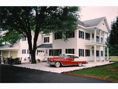 Laurel Single Family Home For Sale: 11360 Chipmans Pond Road