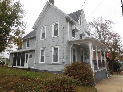 Single Family Home Sold: 112 Federal