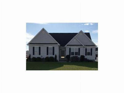 Bridgeville Single Family Home For Sale: 10406 Fox Glen