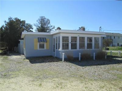 Primehook Beach Single Family Home For Sale: 29130 Green St