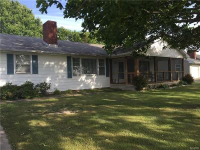 Harbeson Single Family Home For Sale: 20487 Beaver Dam