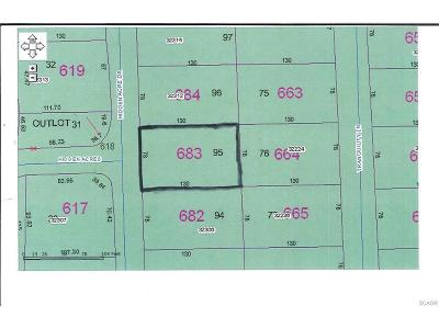 Residential Lots & Land For Sale: Lot 95 Hidden Acres Drive
