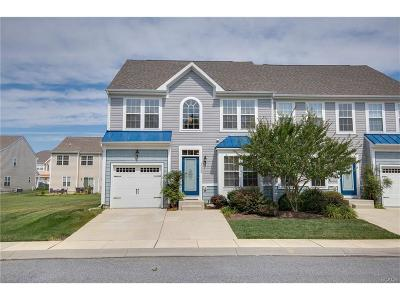 Rehoboth Beach Condo/Townhouse For Sale: 35420 Copper Drive S