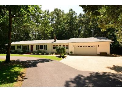 Single Family Home For Sale: 3432 Bowman Road