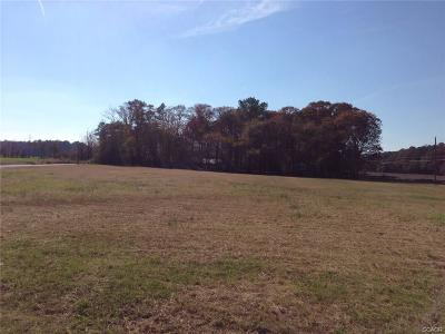 Dagsboro Residential Lots & Land For Sale: Iron Branch Rd