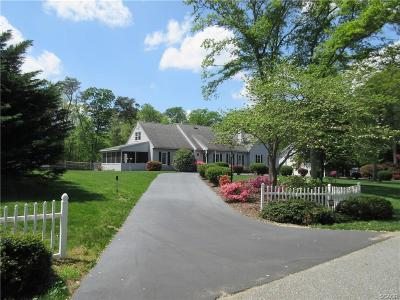 Laurel Single Family Home For Sale: 7852 Holly Branch Drive