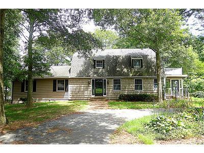 Milton Single Family Home For Sale: 28145 Round Pole Bridge Road