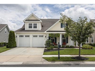 Bridgeville Single Family Home For Sale: 114 Widgeon Way