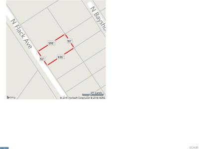 Kent, New Castle, Sussex, KENT (DE) COUNTY Residential Lots & Land For Sale: N Flack Ave #19