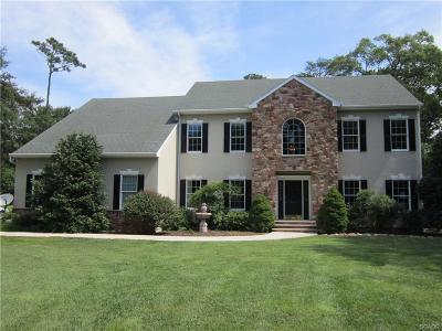 Seaford Single Family Home For Sale: 311 Deep Creek Drive