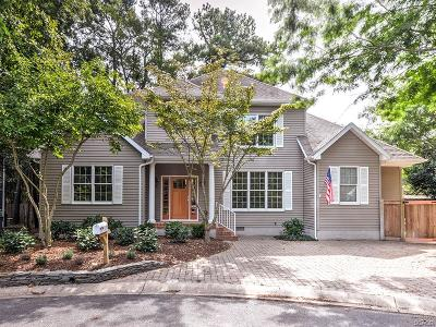 NORTH REHOBOTH Single Family Home For Sale: 12 St. Michaels Place