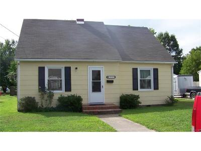 Bridgeville Single Family Home For Sale: 303 Edgewood St.