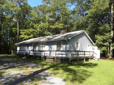 Single Family Home For Sale: 1 Short Rd