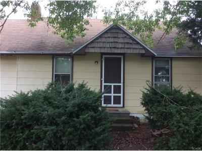 Single Family Home For Sale: 26889 Broadkill Road