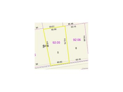 Blades Residential Lots & Land For Sale: Lot 5 E 2nd St
