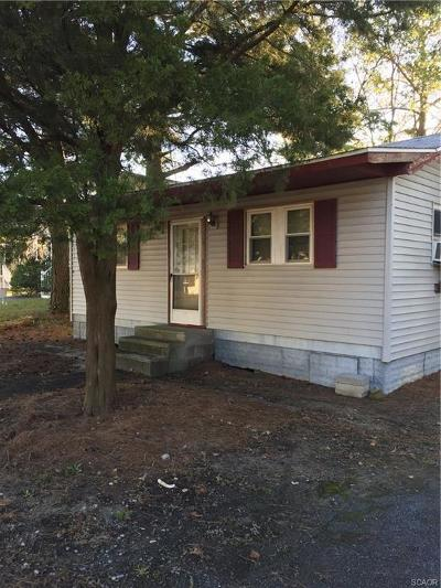 Single Family Home For Sale: 28307 Basin Road